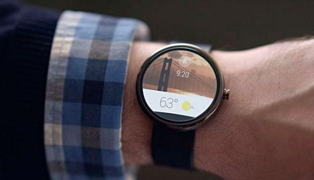 Чоловічий електронний годинник