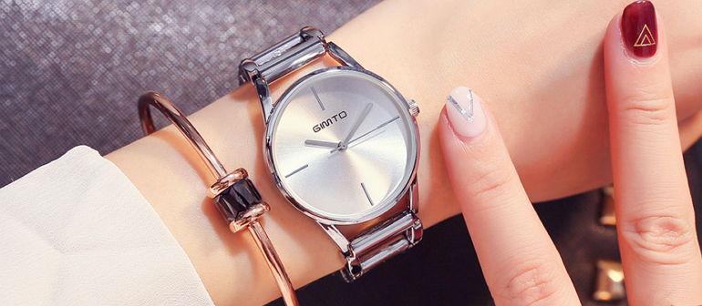 Жіночий кварцовий годинник
